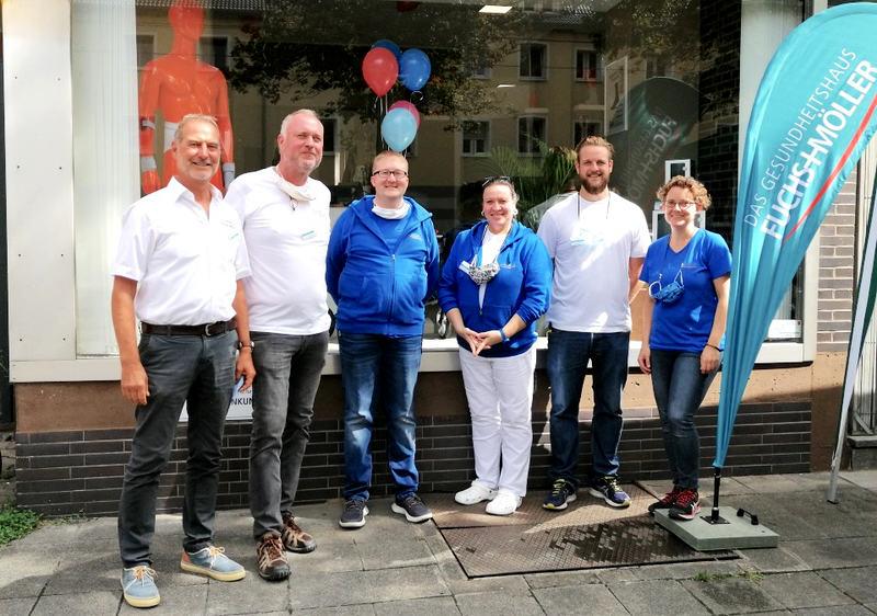 """""""Wir tun mehr, wenn es um Ihre Gesundheit geht"""" – nun auch in Ludwigshafen-Friesenheim"""